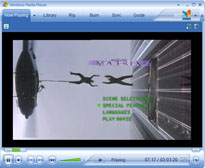 ratDVD movie playback